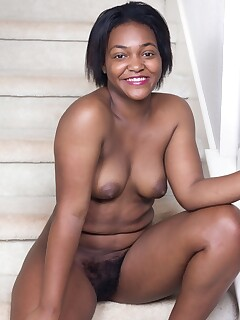 Hairy African Pics
